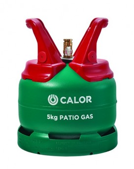 Calor 5kg Patio