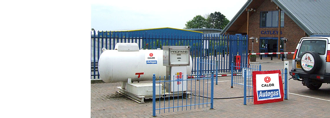 Autogas Refuelling Station